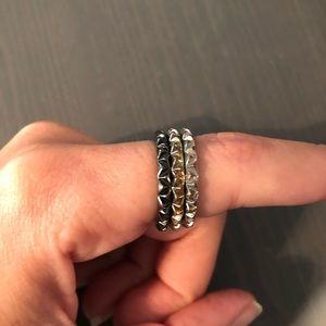 3 rings set